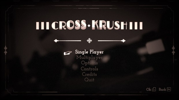 CK - Title screen
